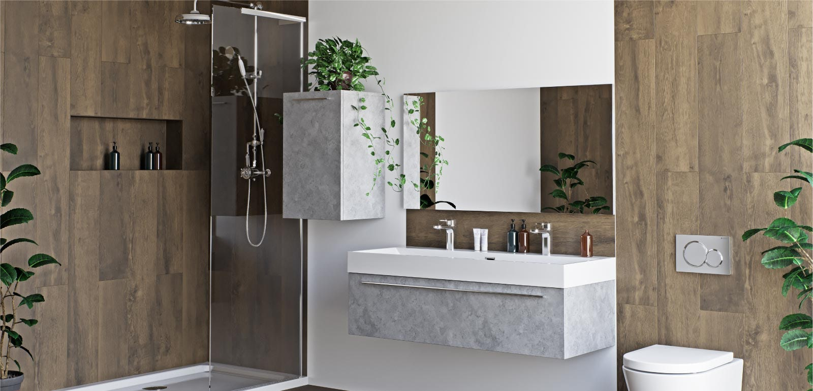 7 Contemporary Bathroom Ideas For 2020 And Beyond Victoriaplum Com