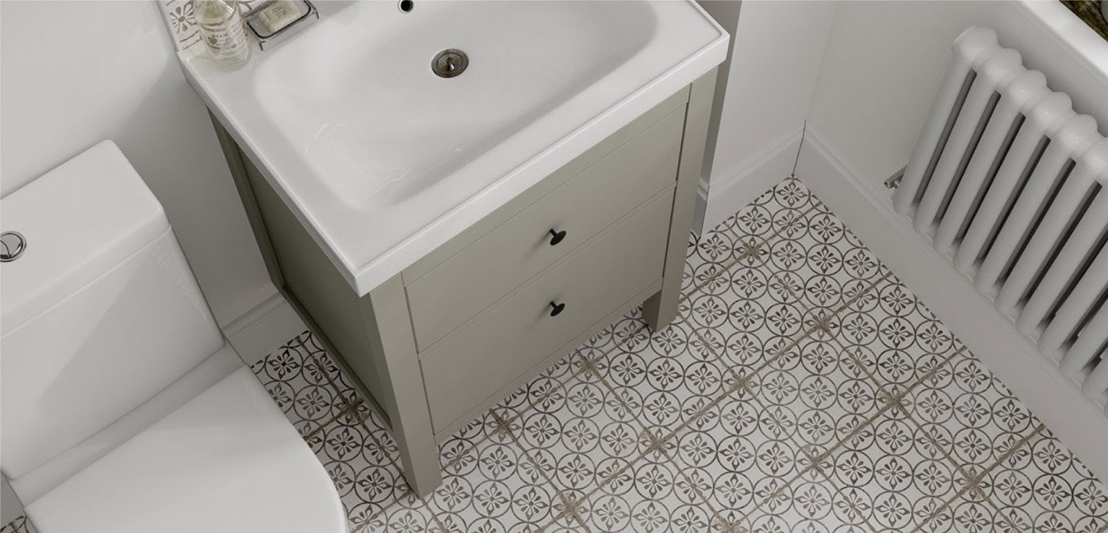10 Small Bathroom Tile Ideas Victoriaplum Com
