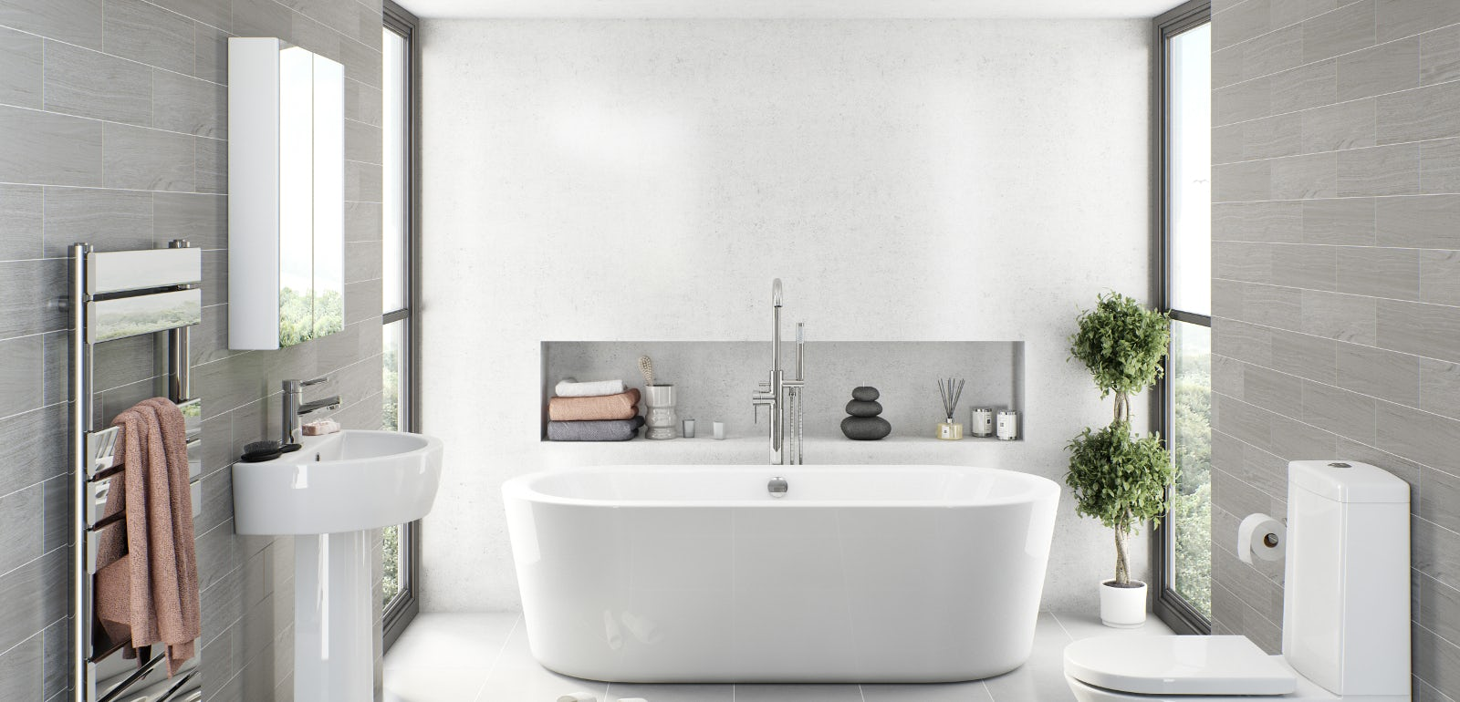 How To Design A Bathroom How Much Should You Pay To Have A Bathroom Fitted
