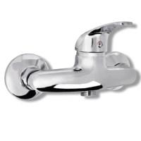 vidaXL.co.uk | Bath Mixer Shower Valve Single Handle ...