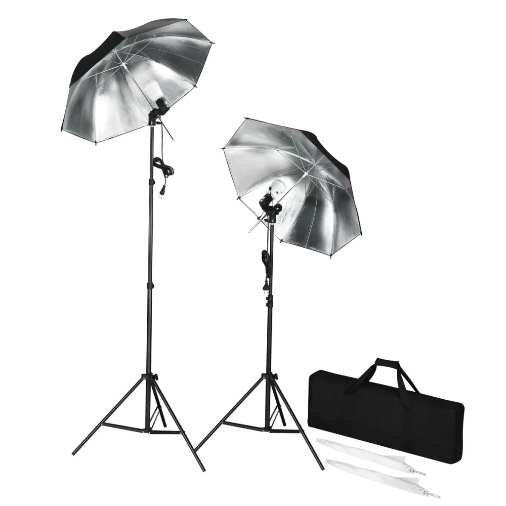 Eclairage Photo Studio La Boutique En Ligne Kit De Studio Photo Lampes Flash