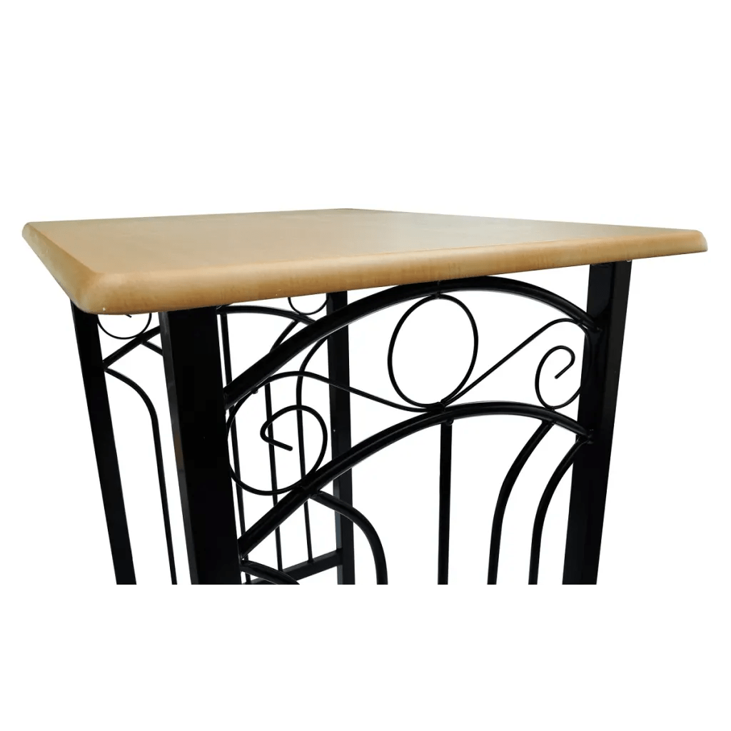 Songmics Lot De 2 Tabourets De Bar Stool La Boutique En Ligne Lot D 39une Table Haute De Bar Avec 2