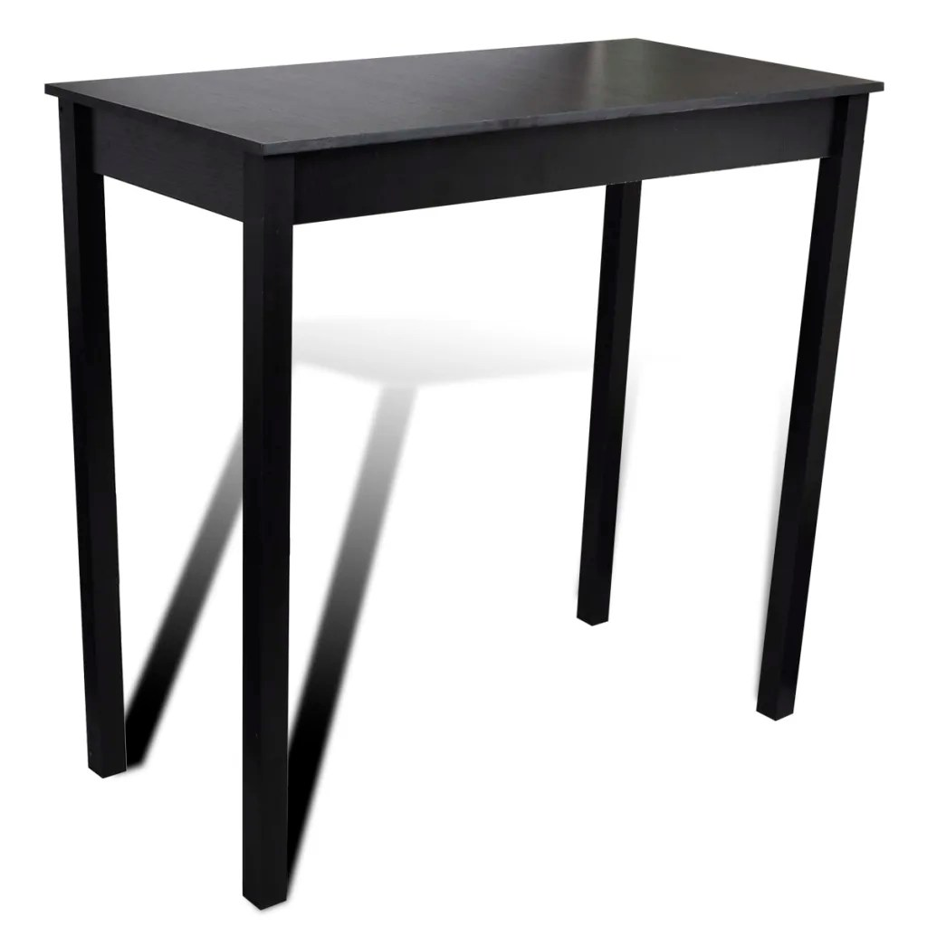 Table Haute Rectangulaire La Boutique En Ligne Table Bar Table Haute Cuisine