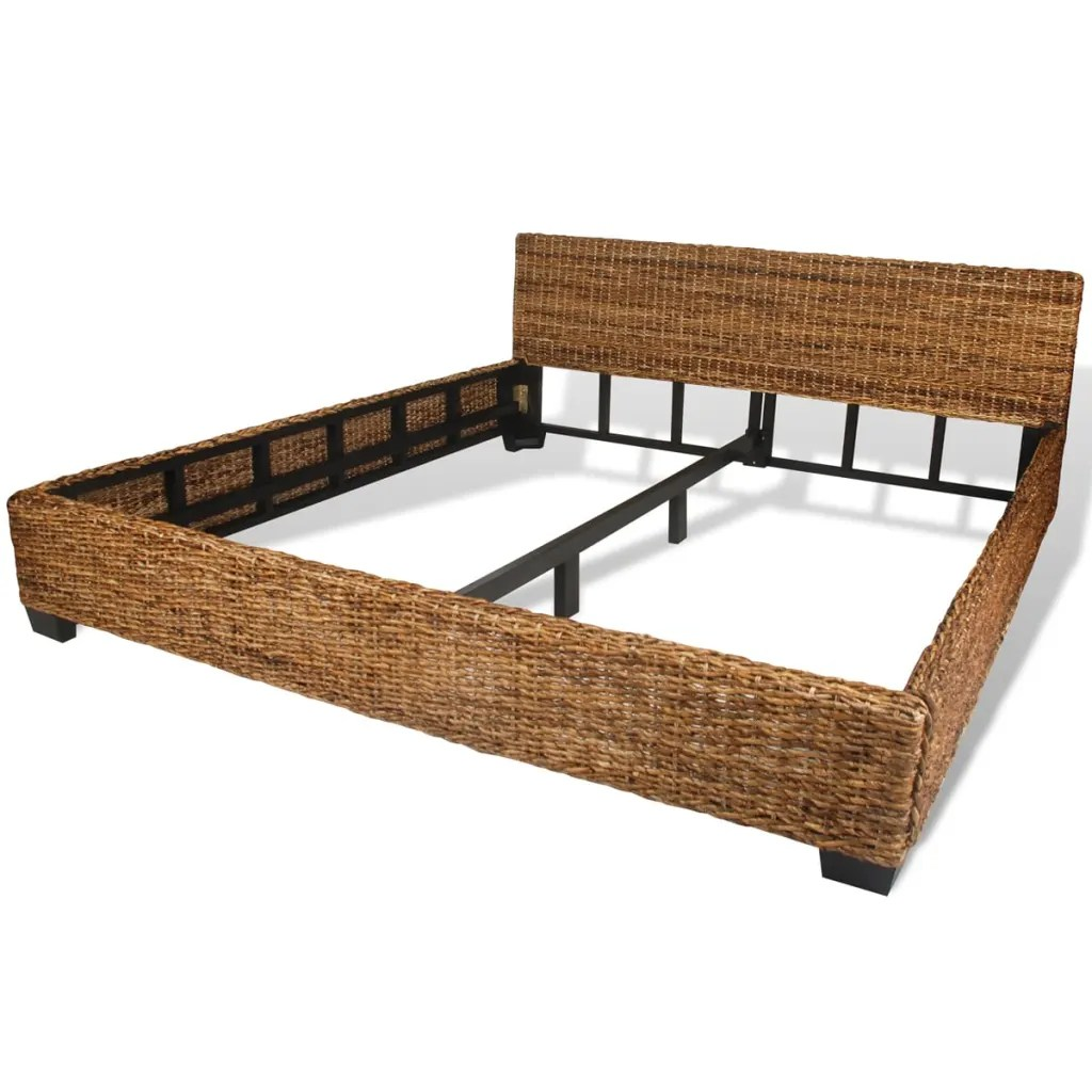 Super King Bed Frames Australia Vidaxl Co Uk Vidaxl Bed Only Frame 180x200 Cm 6ft Super