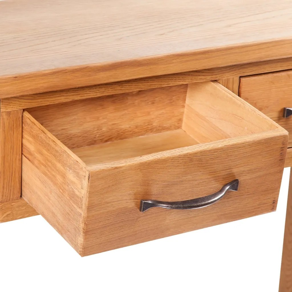 Console With Drawers Vidaxl Co Uk Console Table With 2 Drawers 83 X 30 X 73