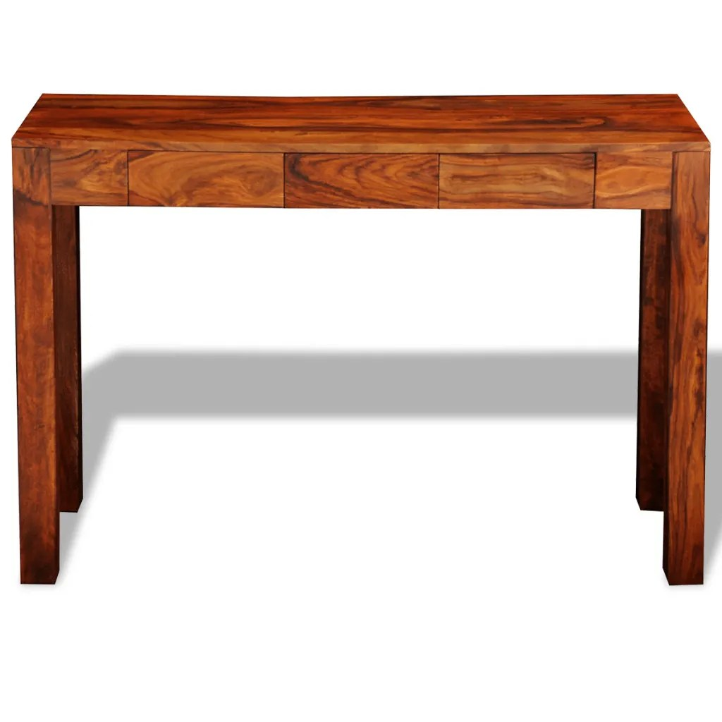 Sideboard 80 Cm Vidaxl Co Uk Solid Sheesham Wood Console Table Cabinet