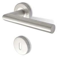 vidaXL.co.uk | Door Lever Handle BB Door Knob Stainless ...