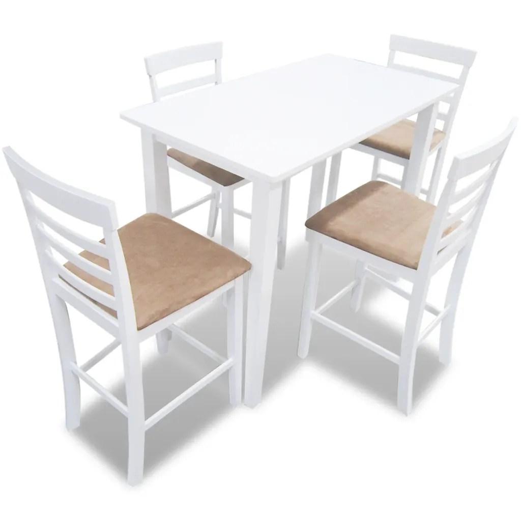 Bartisch Barhocker Holz Details Zu Holz Esstischgruppe Sitzgruppe Essgruppe  Bartisch Stehtisch Barhocker Stuhl