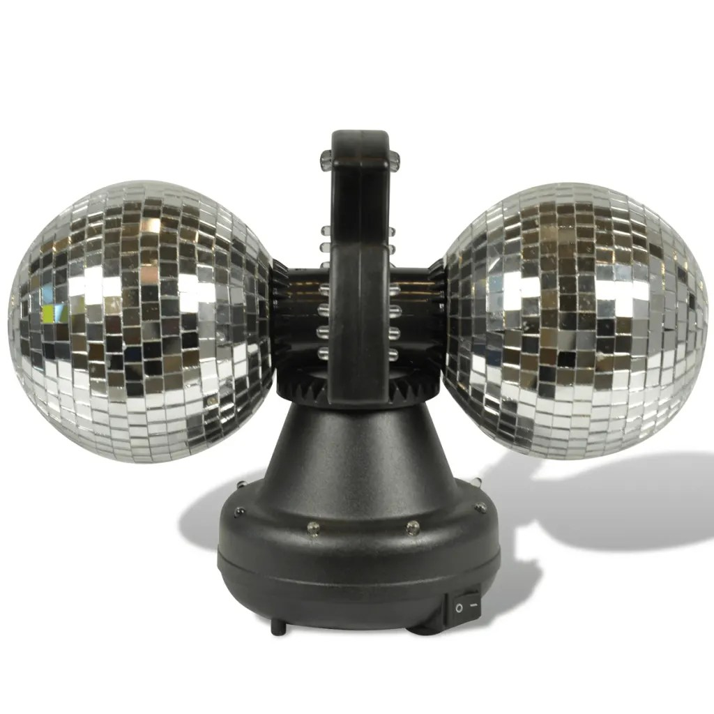 Led Light Fun Vidaxl Co Uk Party Fun Lights Led Disco Ball 2 Mirror