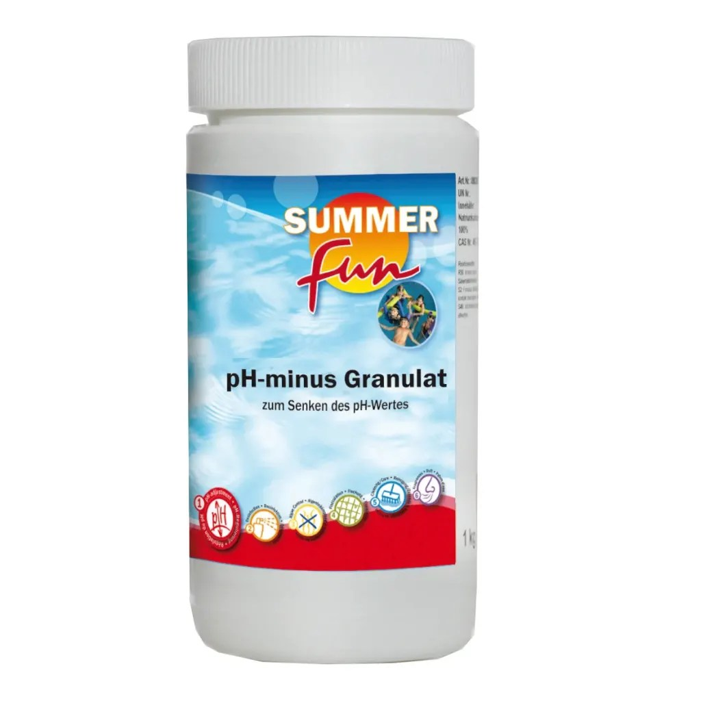 Pool Ph Wert Senken Der Summer Fun Ph Senker 1 5 Kg Online Shop Vidaxl De
