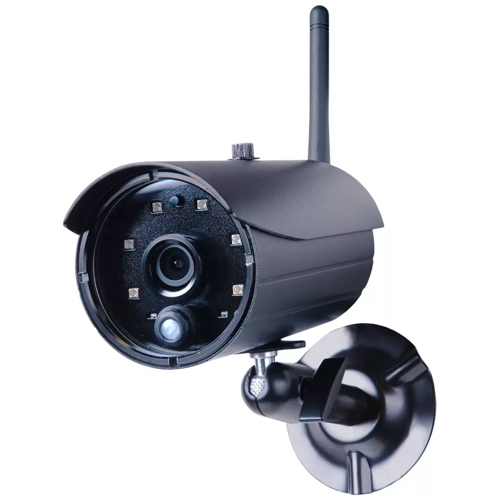 Camera Somfy Exterieur Wifi Vidaxl.co.uk | Smartwares Wifi Ip-camera Outdoor Hd