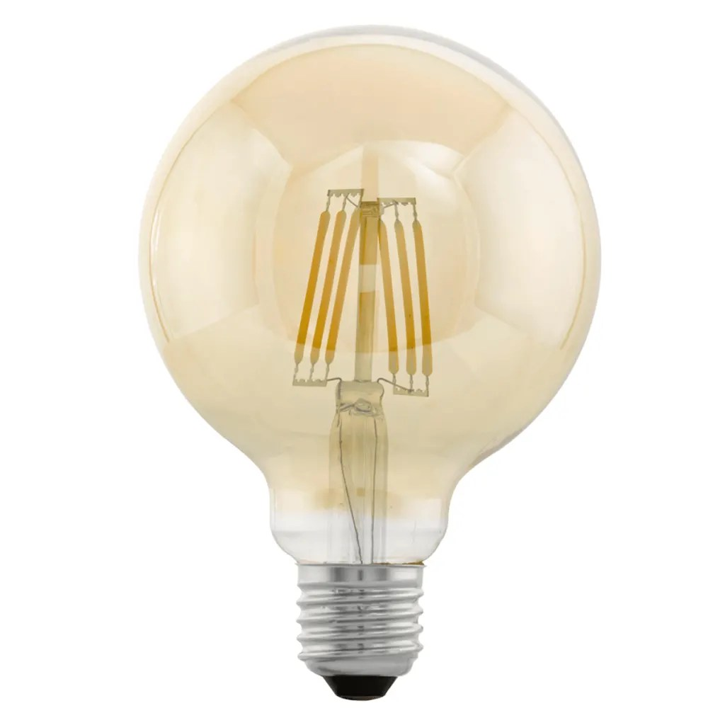 Retro Led E27 Vidaxl Nl Eglo Led Lamp Vintage Look E27 G95