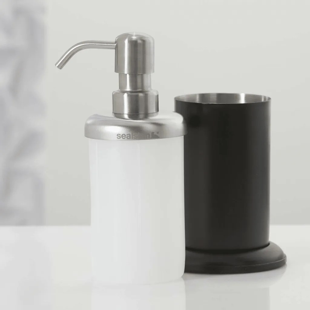 Black Automatic Soap Dispenser Vidaxl Co Uk Sealskin Soap Dispenser Acero Black 361730219