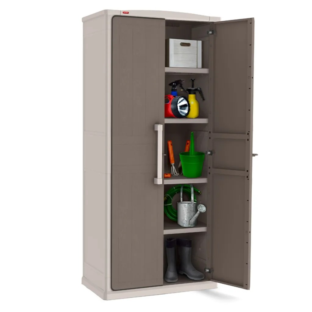 Schrank Outdoor Der Keter Schrank Optima Wonder Outdoor Tall 17201250