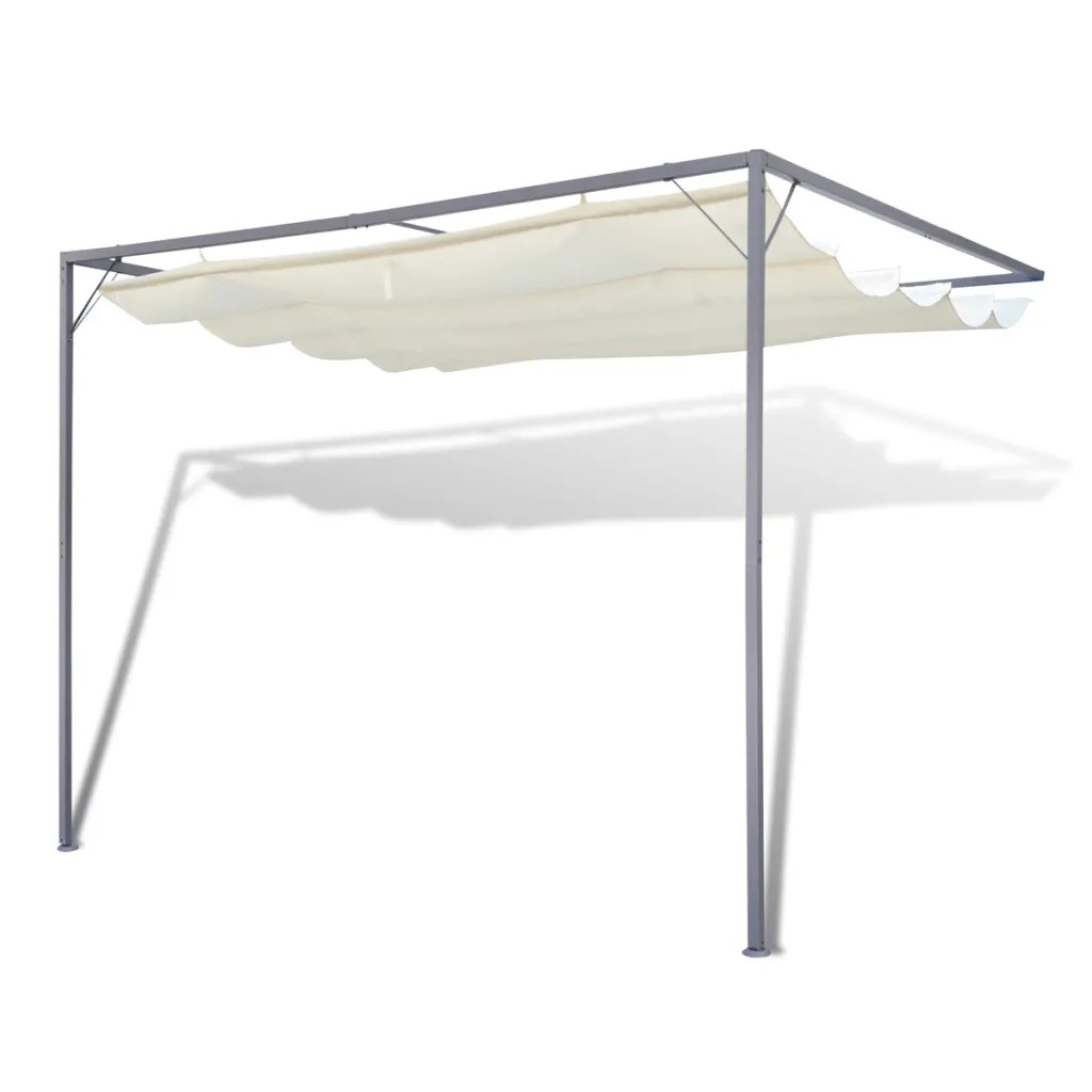 Gazebo Awning Vidaxl Co Uk Vidaxl Garden Patio Awning Sun Shade Canopy