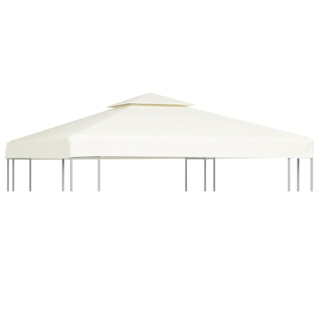 Toile Pergola 4x3 Impermeable Vidaxl Co Uk Vidaxl Waterproof Gazebo Cover Canopy