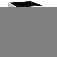 vidaXL.co.uk | Electric Free Standing Oven with 4 Ceramic ...