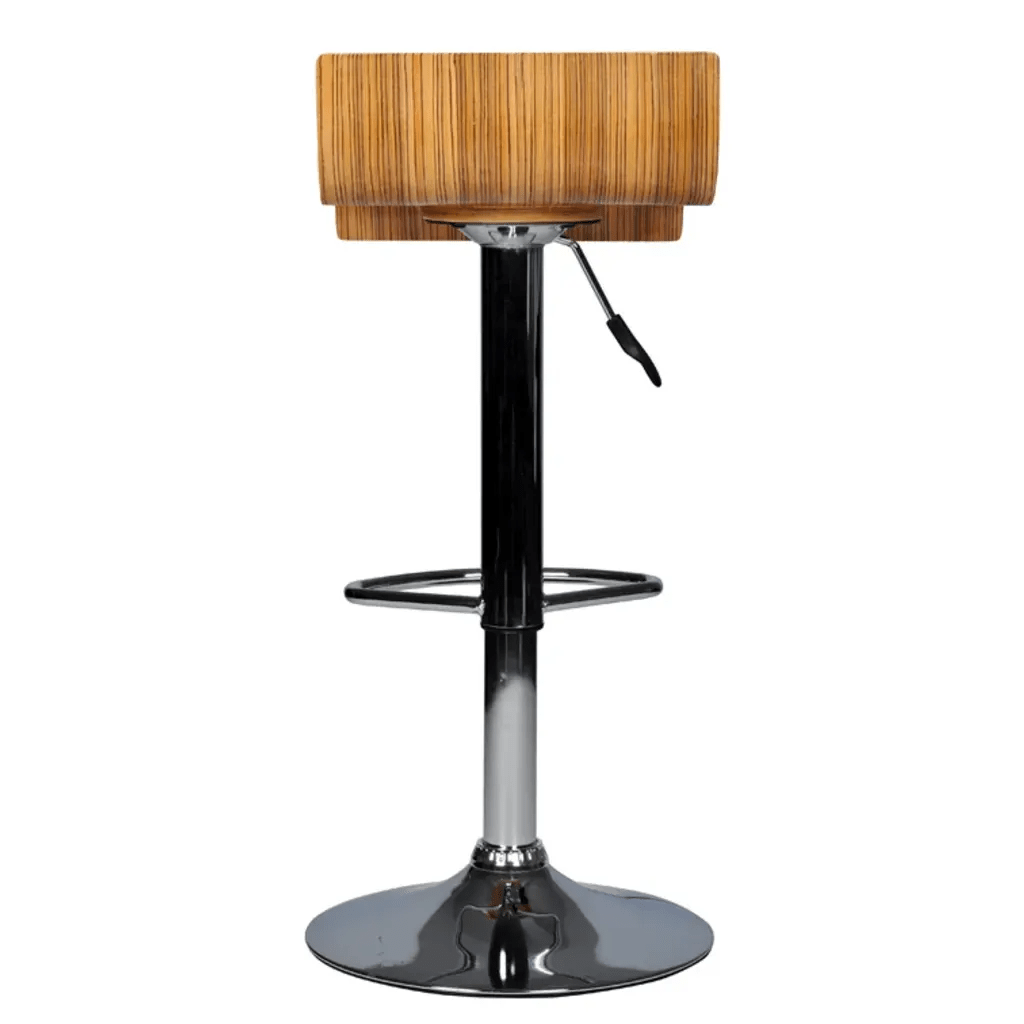 Modern Wood Bar Stool Vidaxl Co Uk Two Contemporary Wooden Bar Stools