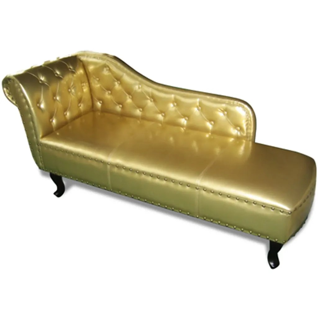 Chaiselongue Möbel Chesterfield Recamiere Chaiselongue Lounge Sofa Chaise