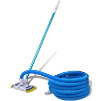 vidaXL.co.uk | Pool Cleaning Tool Vacuum with Telescopic ...