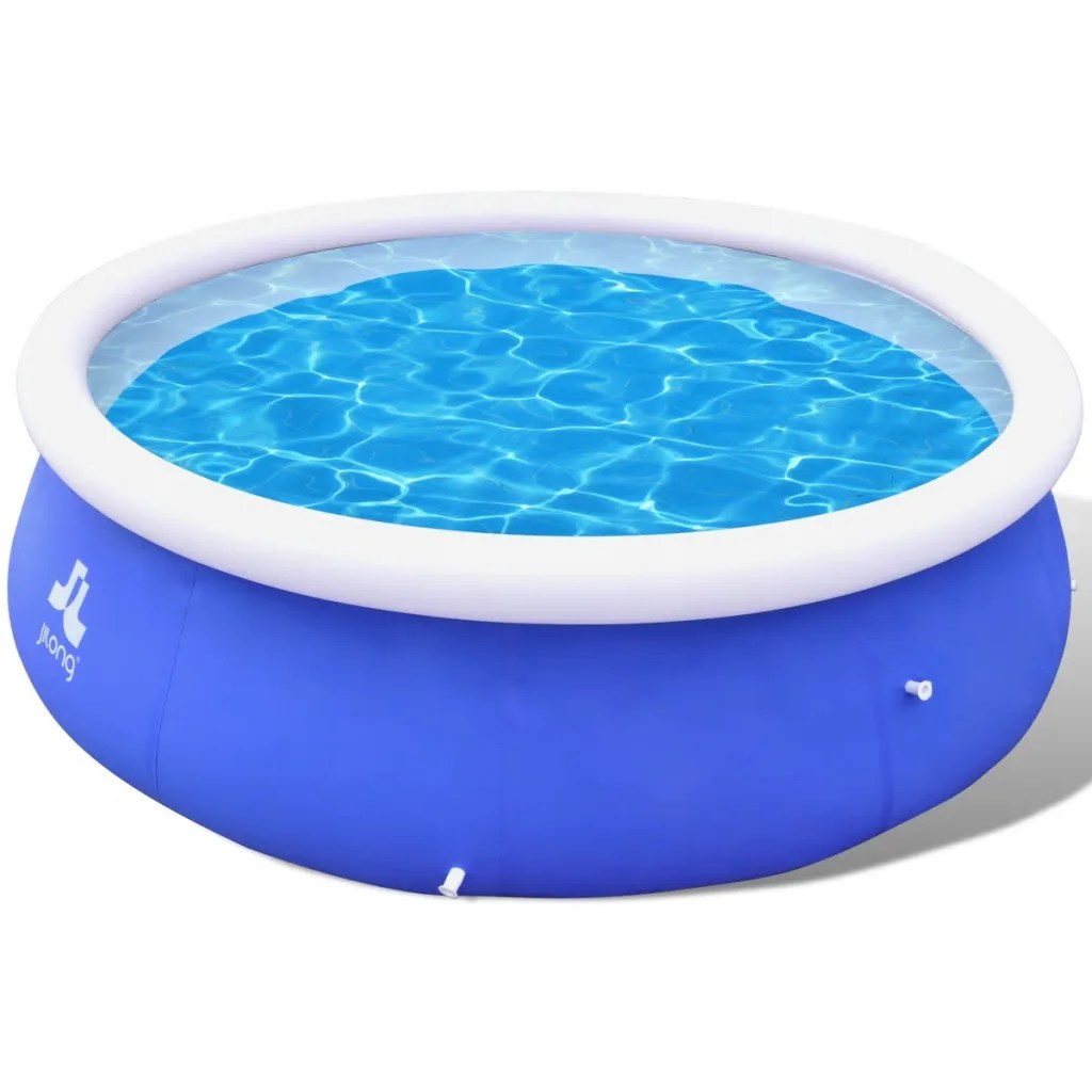 Pool Garten Aufblasbar Inflatable Swimming Pool Blue 360 X 90 Cm Vidaxl Au
