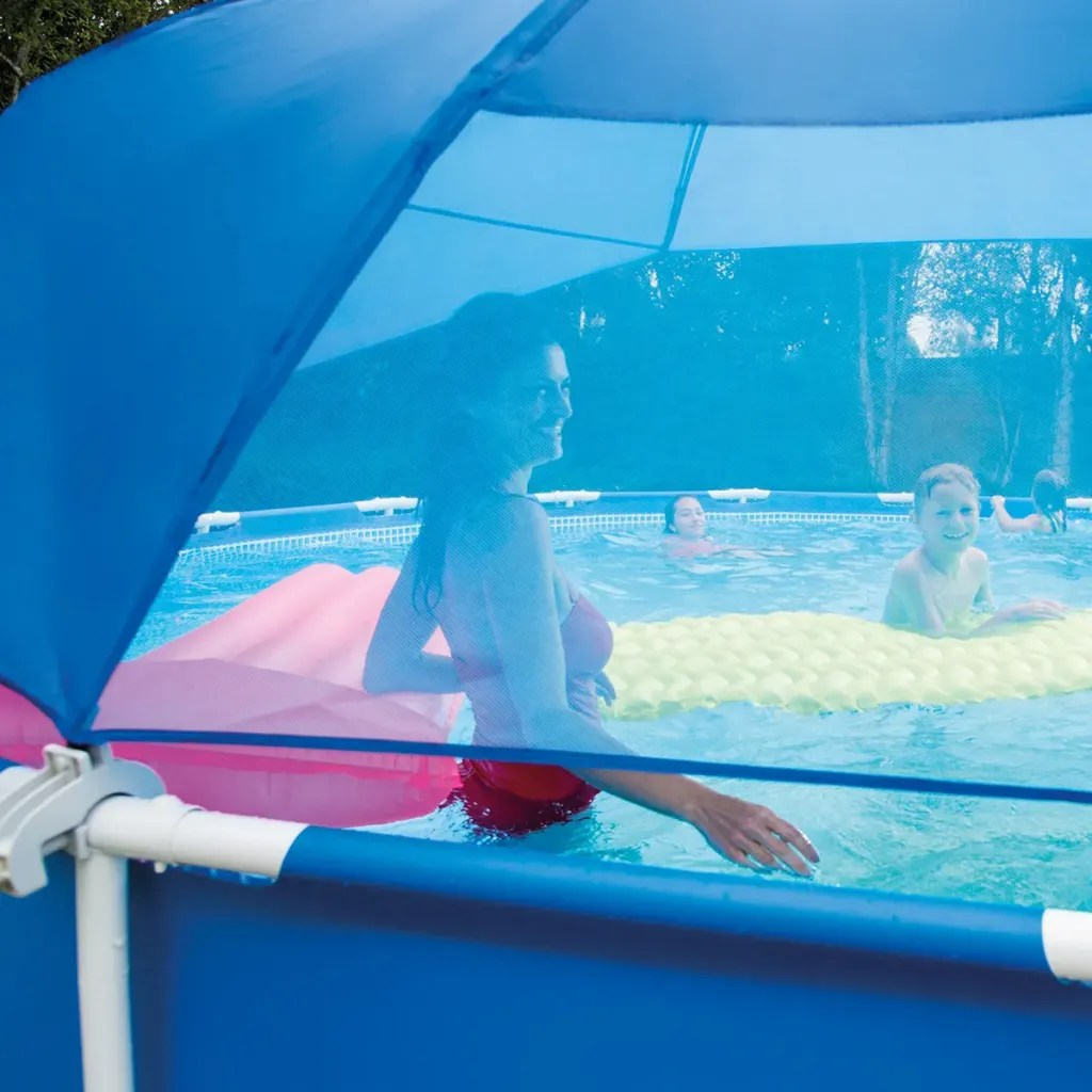 Pool Zubehör Intex Intex Pool Canopy