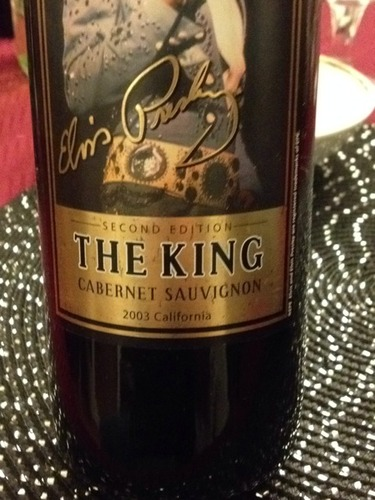 Graceland Cellars The King Second Edition California