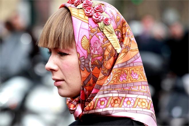 The Headscarf Vogueit