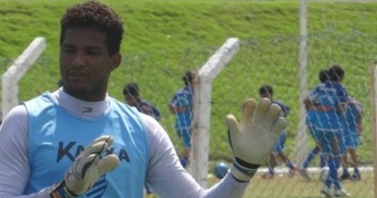 Sousa anuncia contratação de goleiro campeão do Nordeste pelo Campinense