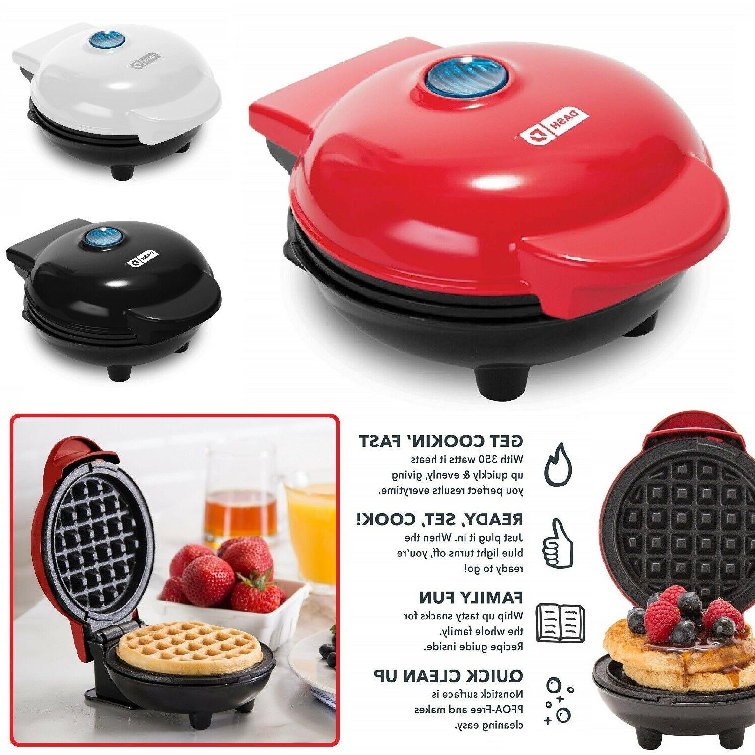 Cucinapro Multi-baker With Interchangeable Plates Mini Belgian Waffle Maker Non Stick Indi