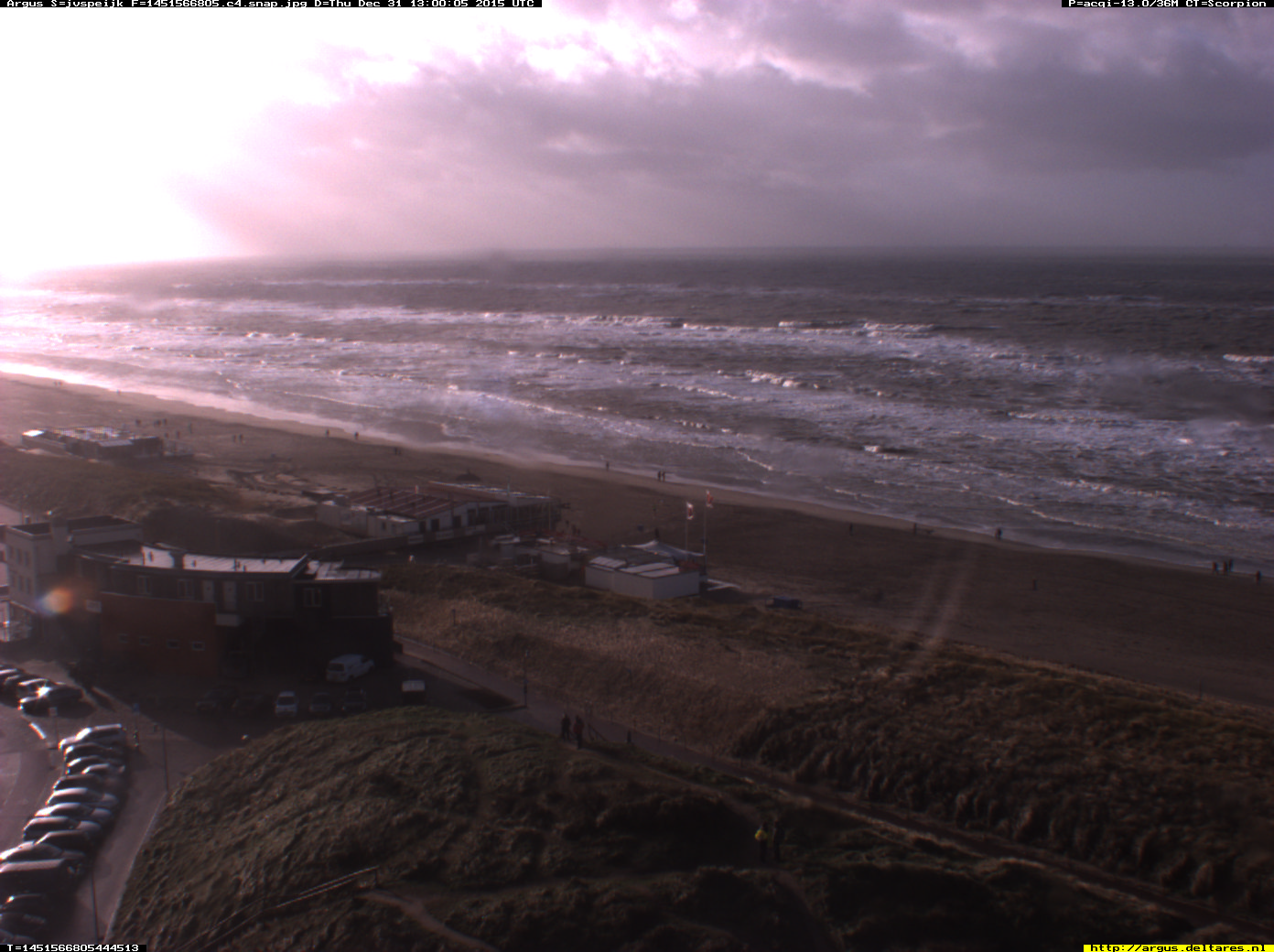 Wetter In Egmond Aan Zee Live Webcam Egmond Aan Zee Strandblick