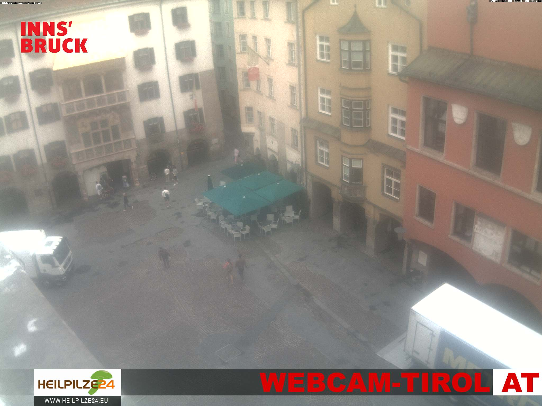 Webcam Ludwigsburg Webcam Innsbruck: Golden Roof Innsbruck