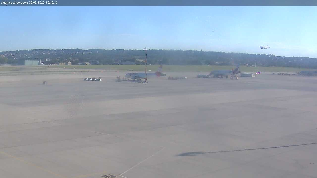 Webcam Ludwigsburg Webcam Stuttgart: Stuttgart Airport