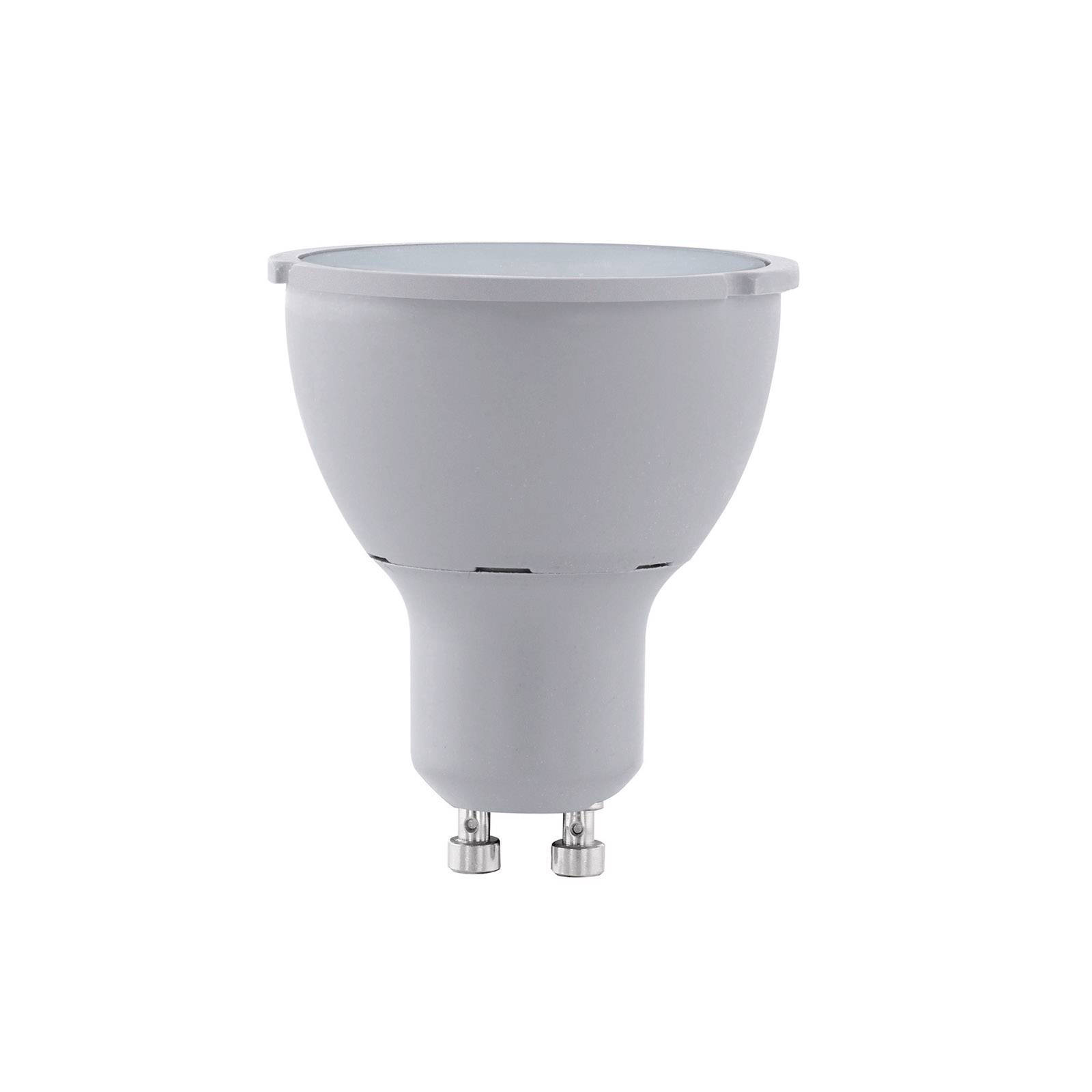 Led Gu10 5w Eglo Connect Connect Led Lichtbron Gu10 5w Wehkamp