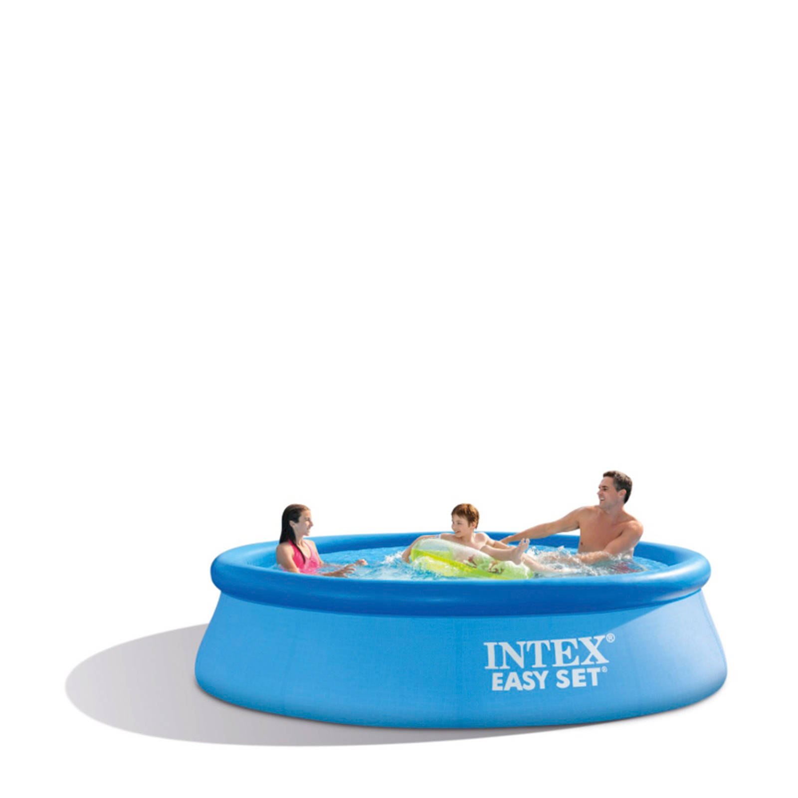Intex Zwembad Kind Zwembad Easy Set Pool 305 X 76 Cm Filterpomp