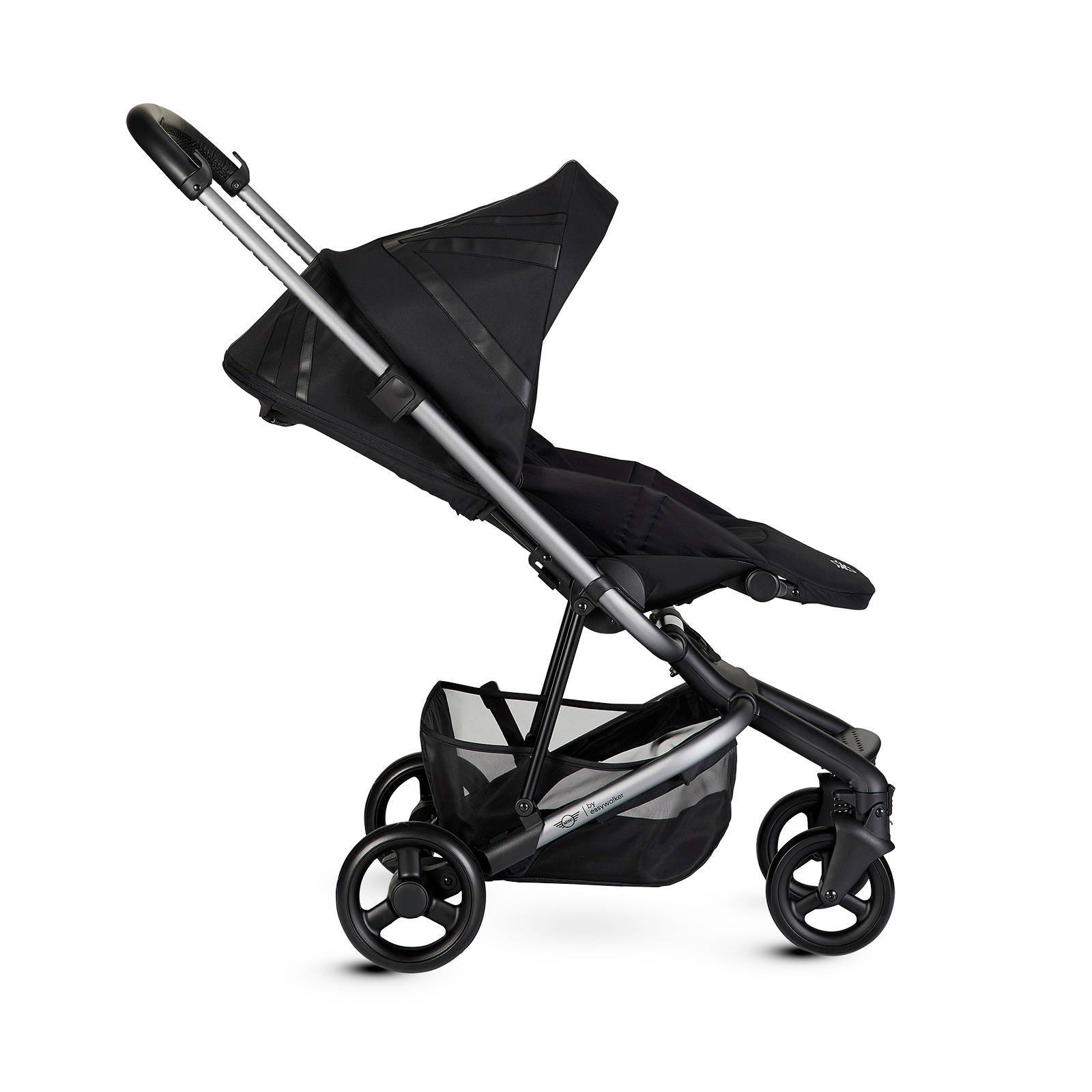 Kinderwagen Easywalker Duo Easywalker Mini 2 In 1 Kinderwagen Oxford Black Wehkamp