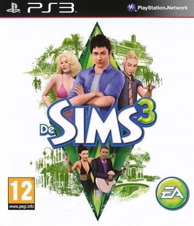 Sims 3 Badkamer Sims 3 Playstation 3