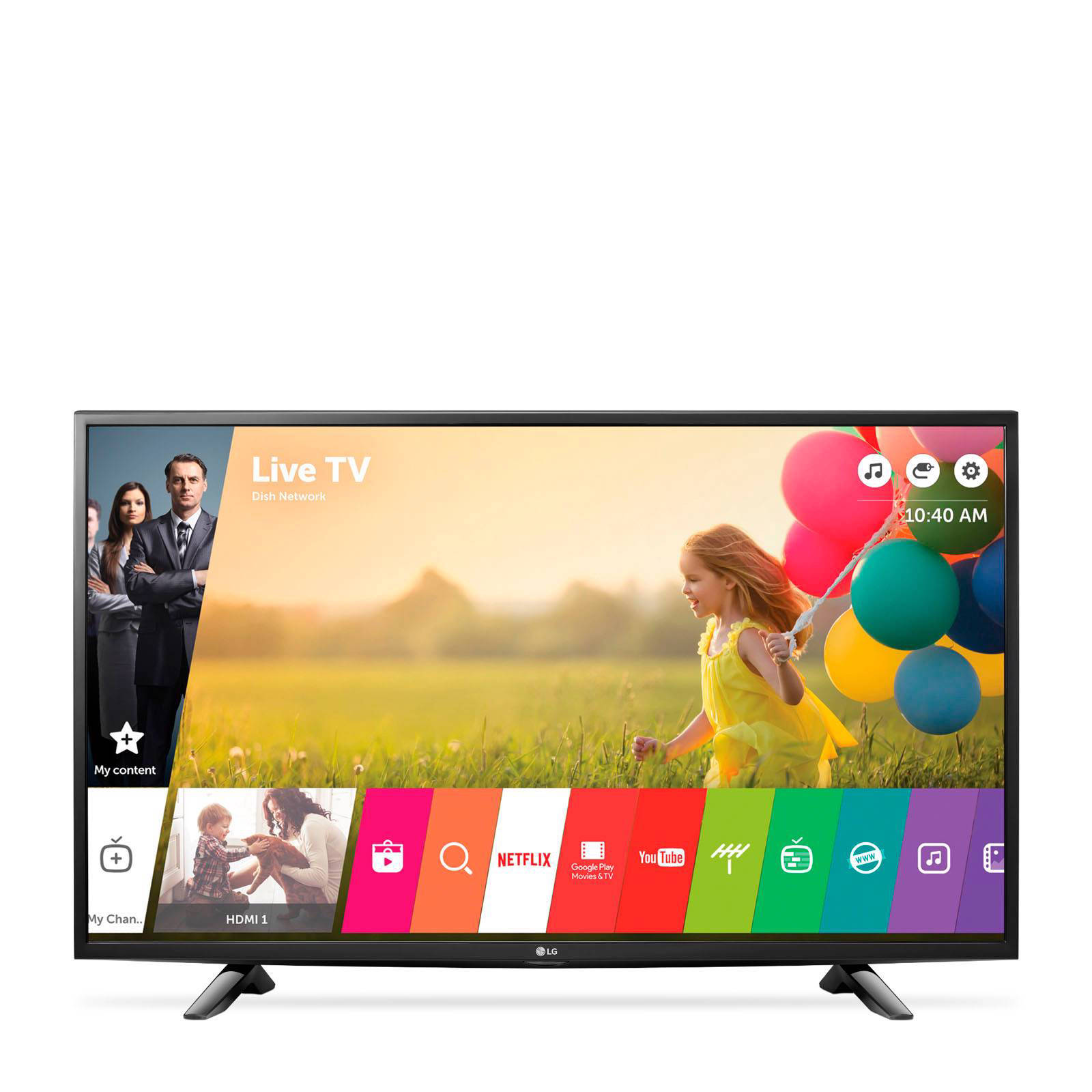 Kijkhoek Tv Slaapkamer 65uj630v 4k Ultra Hd Smart Led Tv