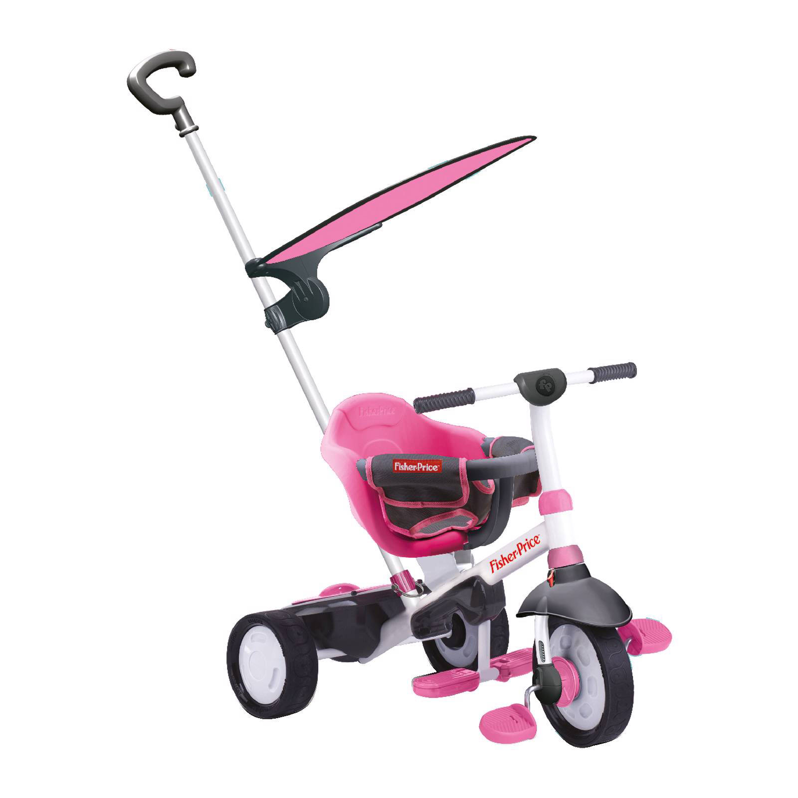 Smart Trike Roze Smartrike Smart Trike Charmplus 3 In 1 Driewieler Wehkamp