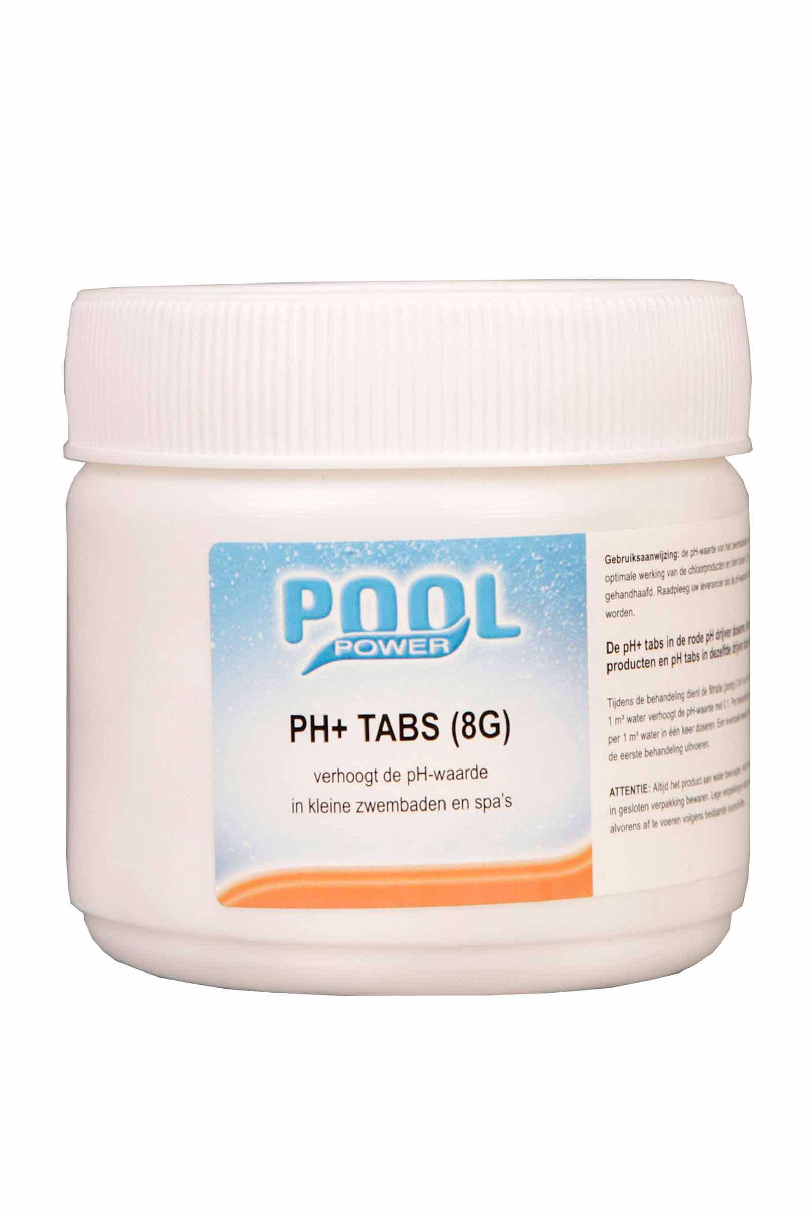 Ph 8.2 Zwembad Ph Plus Tabletten 5kg