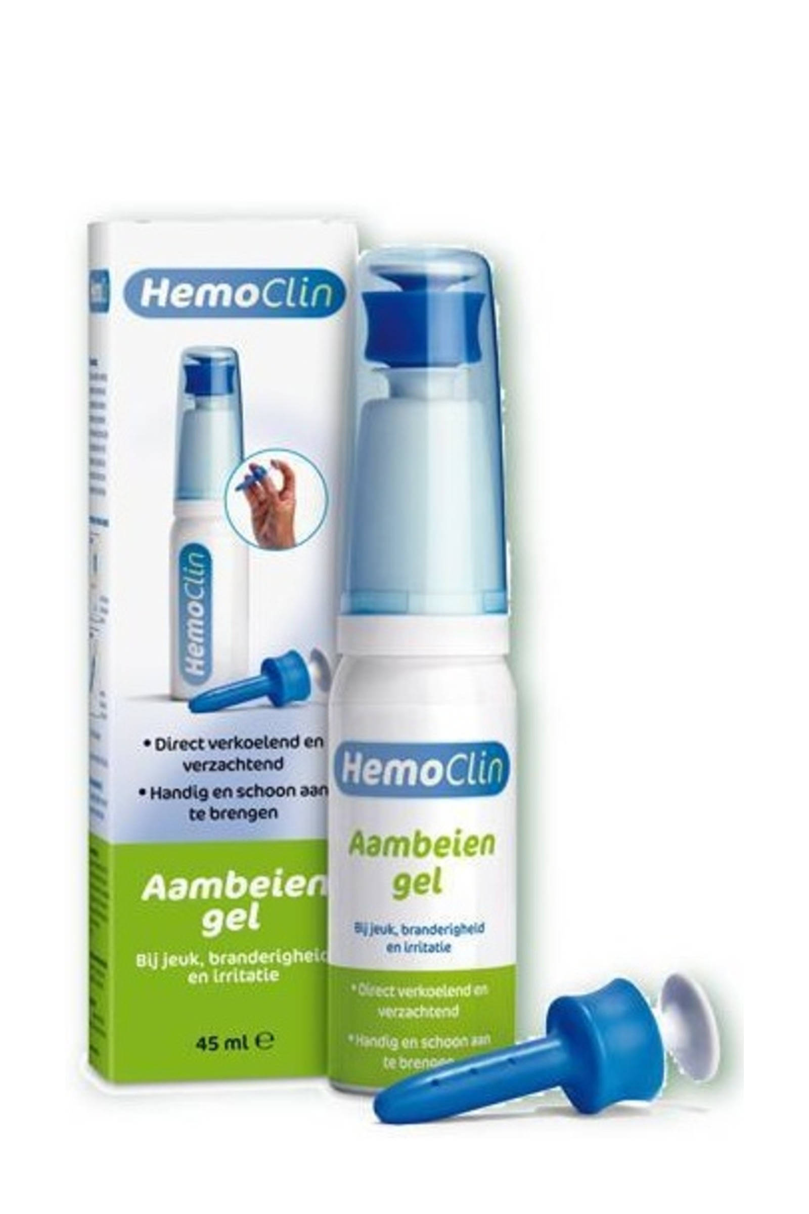 Jeuk Na Zwemmen In Zwembad Aambeiengel Applicator 45 Ml