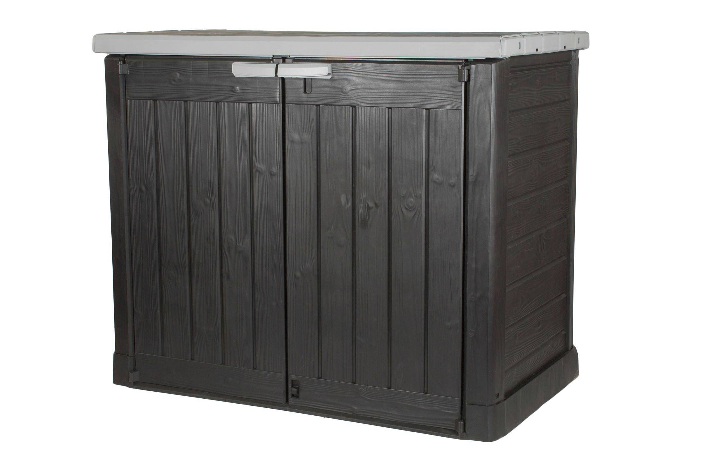 Keter Lounge Shed Opbergbox Aanbieding Store It Out Loungeshed Opbergbox Bxdxh 145 5x82x119 Cm