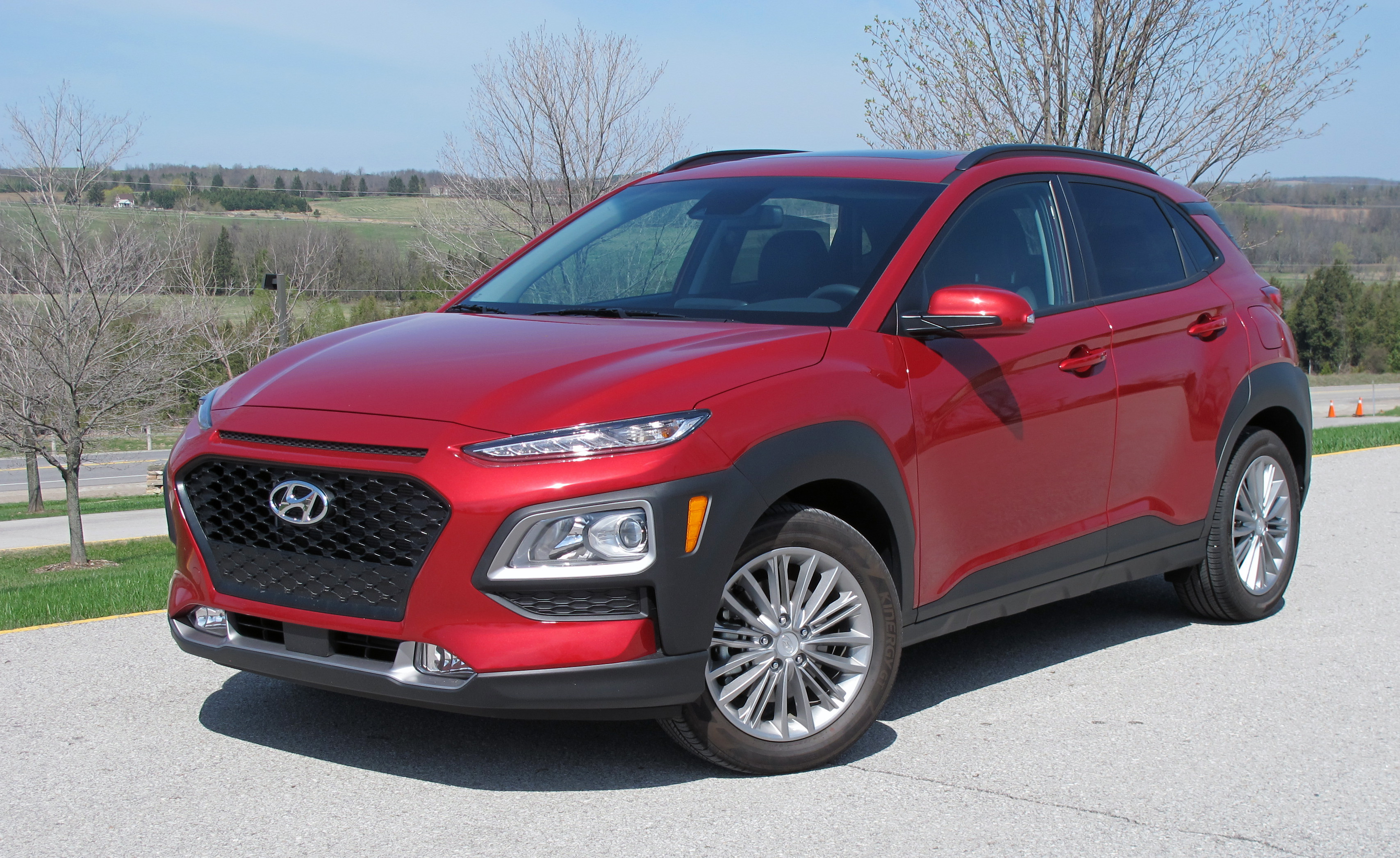 Cuv Car Review 2018 Hyundai Kona Cuv Wheels Ca