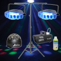 American DJ Jellyfish Disco Lighting Package | WhyBuyNew