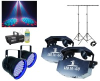 Acme LED Tango DJ Disco Lighting Package | WhyBuyNew