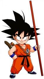 Dragon Ball Z Kid Goku