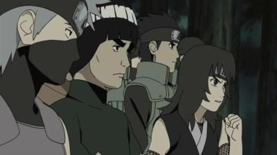 Naruto Kurenai And Asuma