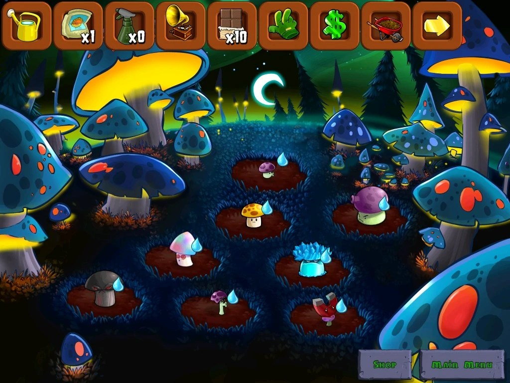 Zen Garten Plants Vs Zombies Image Bananagummybear64mushroomgarden Jpg Plants Vs