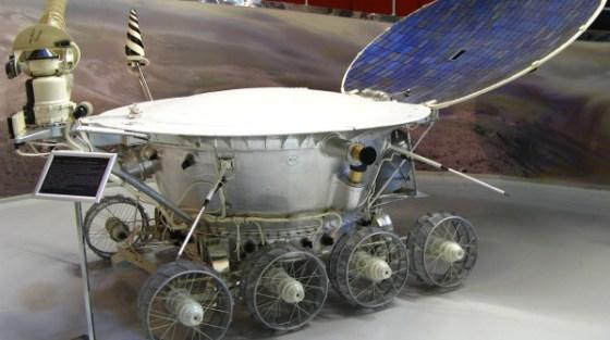 Il Museo dei cosmonauti a Mosca, in Russia.
