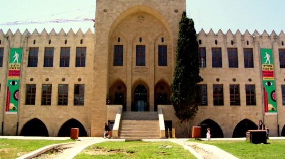 Il Museo nazionale di scienza, tecnologia e Spazio 'Madatech', in Israele.